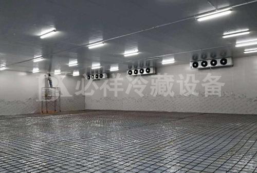 上海保鲜冷库安装