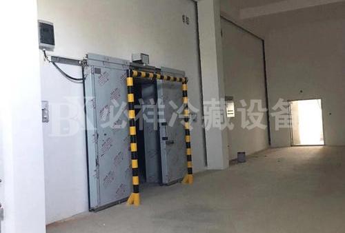 上海速冻冷库安装