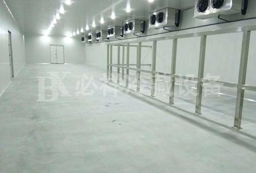 上海速冻冷库建设