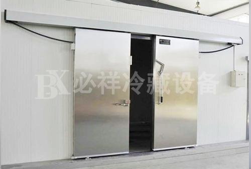 上海冷库移动门