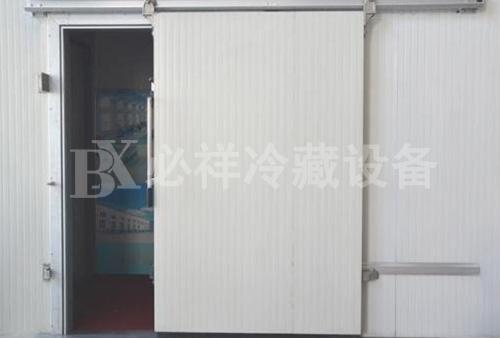 上海冷库大门
