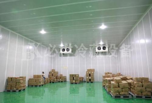 上海设计保鲜冷库