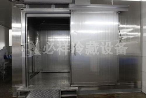 上海速冻食品冷库