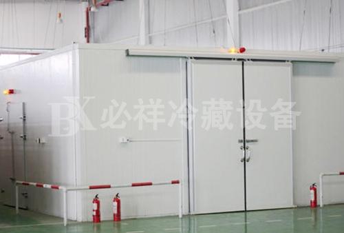 上海水果冷库设备