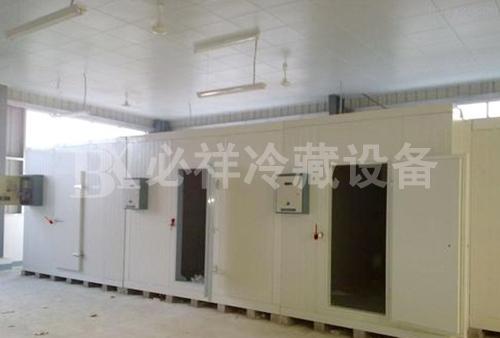 上海设计冷库方案
