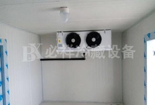 安装冷库施工