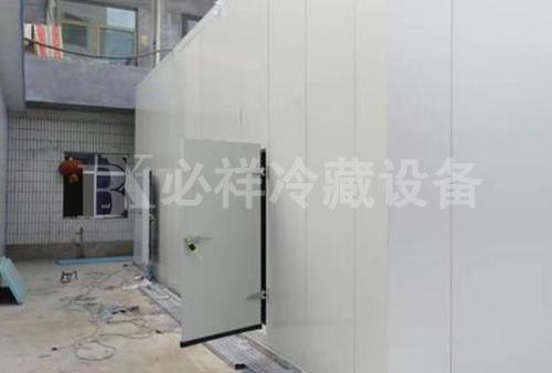 上海冷库安装队