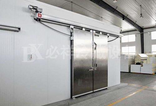 上海保鲜冷库制造