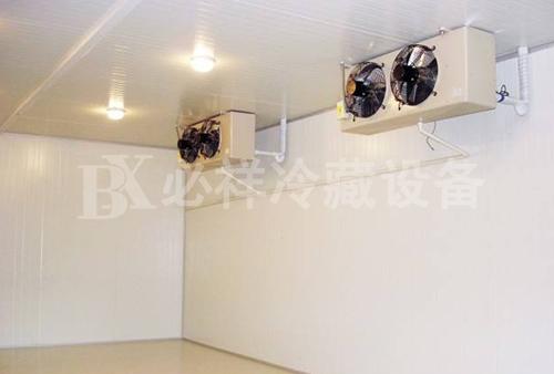 上海保鲜冷库设计