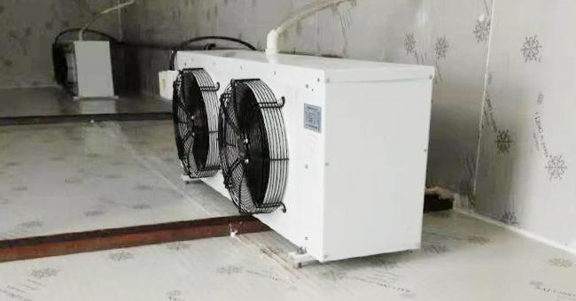 冷藏机安装